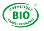 LAbel cosmétique bio