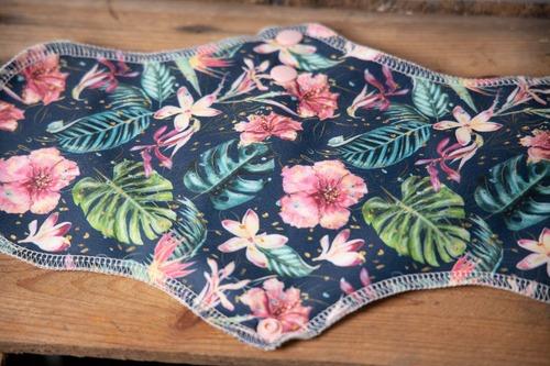 motif SHL fleurs des îles