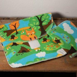 pochettes sandwich eft renard en forêt
