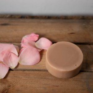 savon rose écoresponsable